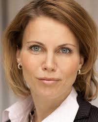 Kommunikasjonsdirektør Ulrika Vilja i Stora Enso