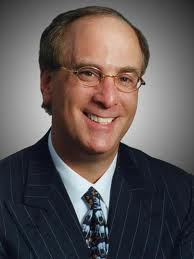 CEO Laurence D. Fink i BlackRock, gjør NBIM og BlackRock til største eier totalt i Banco Santander(Foto: BlackRock)