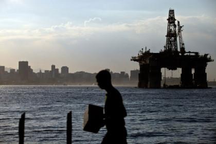 Etterspørselen etter olje i Kina synker.