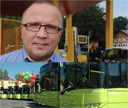 Norge viser vei grønn gasstransport