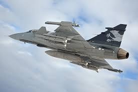 Bred svensk enighet om kjøp av 60 nye jagerfly av typen Gripen E(Foto:Gripenblogs.se)