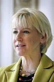 Margot Wallstrøm blir Sveriges nye utenriksminister(Foto:Wikipedia)