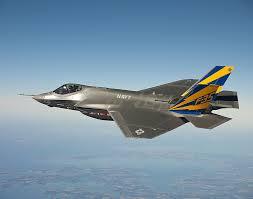 Kongsberg Defence får stadig flere oppdrag fra amerikanske bedrifter omkring F-35( Foto: Lockheed Martin)