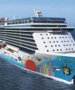 Norwegian Cruise Line is the third largest  cruise company in the world after merger( Photo:Gcaptain.com)