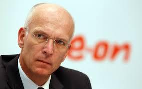 Jørgen Kildahl i E.ON`s Board of Management er favoritten til å bli ny konsernsjef i Statoil(Foto: E.ON)