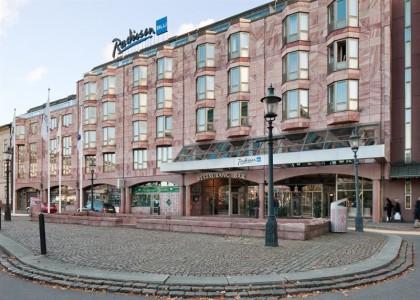 DnB får sju hundre milllioner  for adisson Blu i Gøteborg(Foto:Cision)