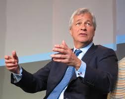 CEO  Jamie Diamon i JP Morgan er  en av  Warren Buffets medspillere gjennom   forbindelsen  til erkshire Hathaway  Inc., skriver Nordens Nyheter.  Foto:  JP Morgan Chase)