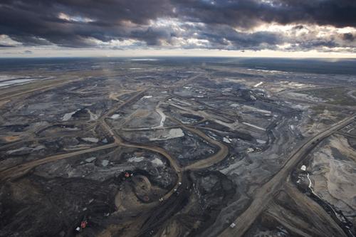 Syncrude Aurora Oil Sands (Foto: theenergycollective.com)