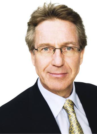Nils Sunde,  hovedaksjonær i Color Line, har all grunn til å være  fornøyd med  å ha fått  hundre millioner kroner over statsbudsjettet( Foto. Color Line)