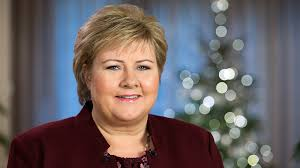 Statsminister Erna Solberg kan se frem mot en ny økonomisk opptur i 2016( Foto: Regjeringen.no)