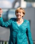 Angela Merkel  krever helt  nye forhandlinger  med  Hellas  etter  folkeavstemningen( Foto:  Bundeskanzleramt)