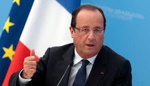 President Francois Hollande vil ha en europeisk regjering(( Foto: fr/EU.org)