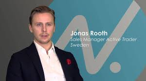 Jonas Rooth, Active trader på Nordnet,är nervös för utvecklingen i Kina( Foto: Nordnet)