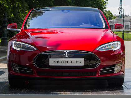 Tesla Model S (Foto: getty Images)