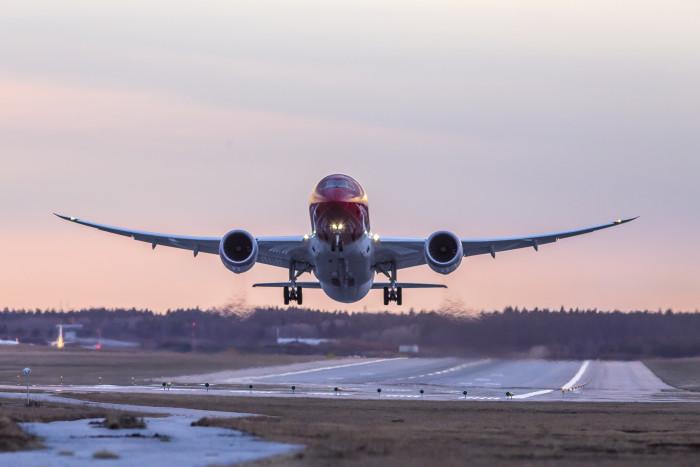 Norwegian kjøper flere fly av typer Dreamliner (Foto: Norwegian)