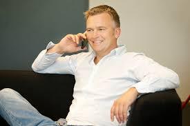 Banksjef Øyvind Thomassen i Skandiabanken AB er med på dannelsen av Skandiabanken ASA ( Foto: Flickr)