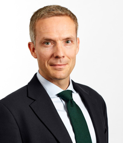 "Director of the Share Departement in the Norwegian Banks Oil Revenue Fund is following swedish-finish"" green company"" Stora Enso especially as one of the major owners in the Company( Photo: NBIM Oslo)"