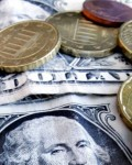 Euro-Dollar ist ganz gleih nah Mario  Draghis  aktion( Foto: Ap)