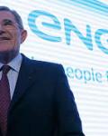 CEO  Gerard  Mestrallet i Engie( GDF-Suez) har store  eierandeler på norsk sokkel.  Oljefondet har  på sin side eierandeler i selskapets franske og belgiske atomkraftverk( Foto: Engie)