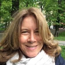Kommunikasjonssjef Anette Ullskog i Fortum Värme iStockholm lovvere renere luft( Foto: Twitter)