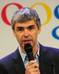 Latty Page i Google og Alphabet, var med på å gi oljefondet en avkastning på 300 milliarder kroner( Foto: LinkedIn)
