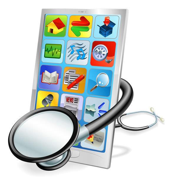 Avansert helseapper nå også for leger og sykehus (Ill: informationweek.com)