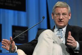 Tidligere utenriksminister Carl Bildt i Sverige tror på et utdypet samarbeid i de 27 EU-landene. (Foto: Wikipedia)