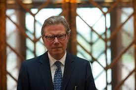 Styreleder Leif Johansson(tidl. konsernsjef i Volvo) fikk i oppgave å sparke Hans Westberg( Foto: Cision)