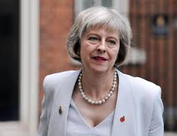 Theresa May overtok som britisk statsminister onsdag ( Foto: Prime Ministers Office/PMO)