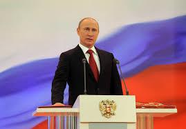 President Vladimir Putin ønsker å utvide Russland vestover