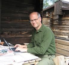 """Militærhistoriker Per Anders Lundstrøm, utgiver av """"Krigsmyter"""", og leder av """"Pennan & Svärdet"""" i Sverige( Foto: Molforradet.se)"""