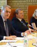 President Sven Erik Svedman i ESA får kontrollmyndighet over den norske finanssekrtoen( Foto: EFTA)