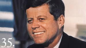John F. Kennedy klarte å forhindre atomkrig da Fidel Castro med hjelp av SOvjetunionen plassserte raketter på Cuba(Foto: Whitehouse.cov)