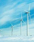 Statkraft har 68 vindmøller i Smøla-prosjektet ( Foto: Statkraft)