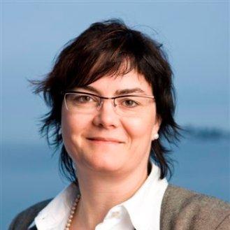 Bente Løvenskiold i Norskog(Foto: Norskog)