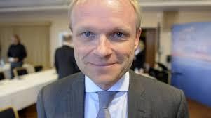 Pekka Lundmark og Fortum kan sørge for at mer norsk strøm går på eksport( Foto: Hbl)