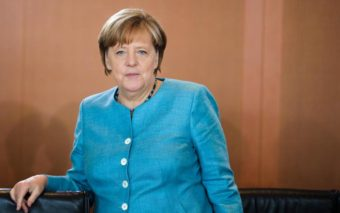 Angela Merkel in diffficult talks ith prime minister Erdovan(Photo Ap)