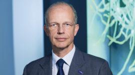 urt Bock er direktør i BASF, der oljefondet er største eier idag(Foto: BASF)