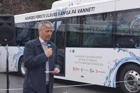 Styreleder Ketil Førsvoll i buss-selskapet Boreal satser på svensk-tyske busser med biodrivstoff( Foto: Mynewsdesk)