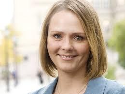 Kulturminister Linda Hofstad Helleand8foto: Høyre)
