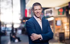 Andreas Myhre direktør for kraftforvaltning i LOS Energy(Foto:Mynesdesk)