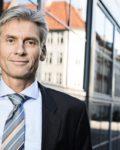 Går av som toppsjef i Danske Bank