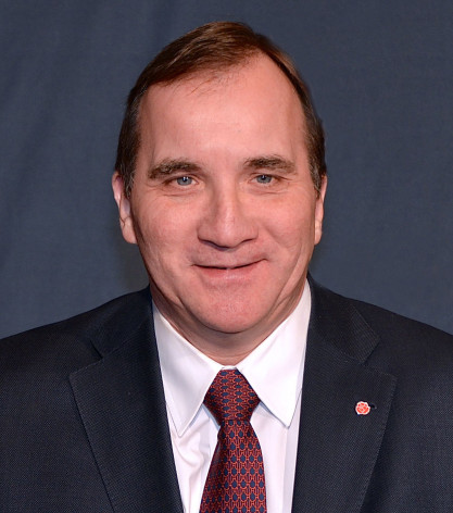 Stefan Løfven (S) kan overta regjeringemakten i Sverige i høst(Foto:Wikipedia)