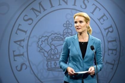 Statsminister Helle Thorning Schmidt  kan bli EU`s kompromisskandidat( (Foto:DPA)