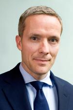 Direktør Petter Johnsen i NBIM kan miste muligheten til å kjøpe på Saudi-Arabisk børs(Foto:Norges Bank)