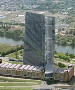 Den europeiske sentralbanks nybygg