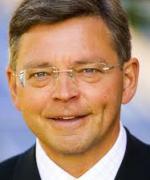 Konsernsjef Christian Clausen i Nordea venter norsk vekst med sordin neste år(Foto:Flickr)