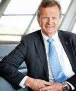Danske TDC utforer konsernsjef Jon Fredrik Baksaas på det norsiske markeet(Foto:Mobizmag)