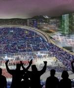 Søknad  for OL i Oslo 2022. Illustrasjon (Kilde Oslo 2022)