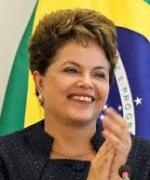Dilma Rousseff from the Social Democratic Party was reelected President in Brazil (Foto:Brazilpolitico.br)